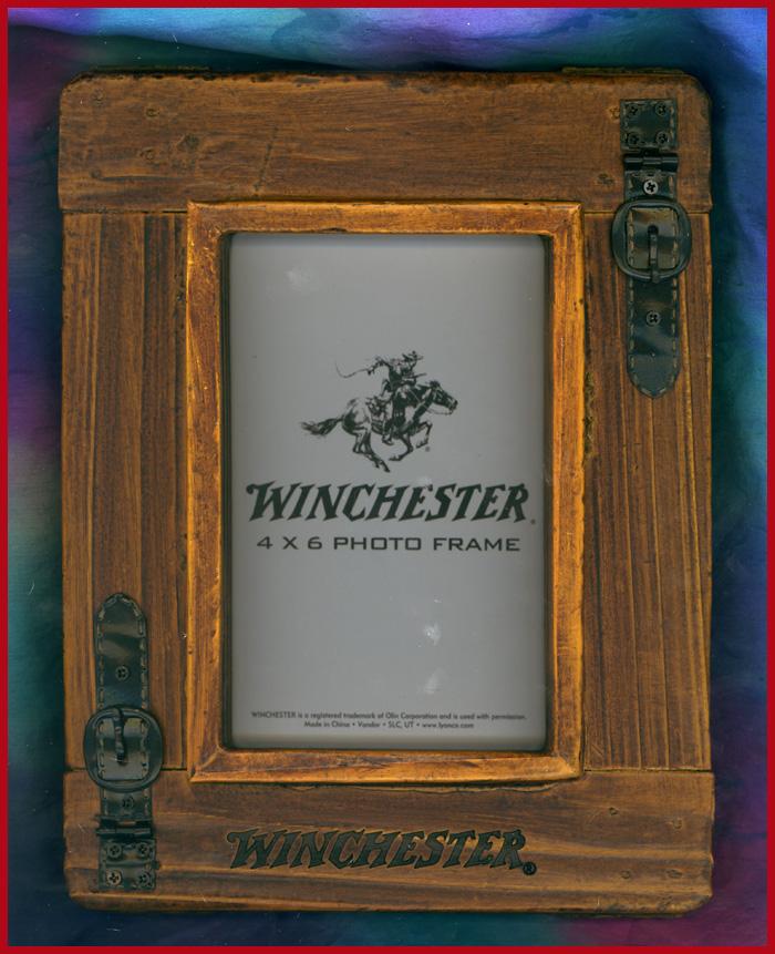 Western Decor Frames